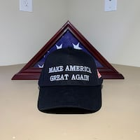 Black Maga Donald Trump Hat