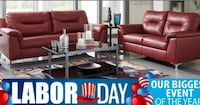 Brand new sofa and love seat $799 $50 down no credit check financing  Roslyn Heights, 11577