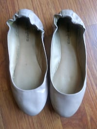 Mossimo Supply Co ballet flats size 8