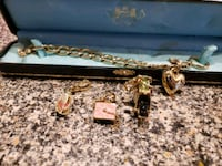 Juicy Couture charm bracelet w/charms Henderson, 89052
