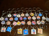 Pepsi keychain collection Montréal, H8S 3N3