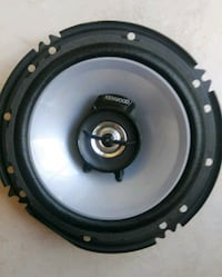 black and gray coaxial speaker Citrus Heights, 95621
