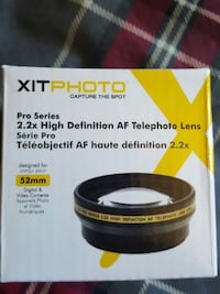 Used Xit Photo Capture The Spot Pro Series 22x High Definition Af