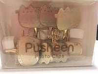 Pusheen gold photo clips  Toronto, M1B 1G5