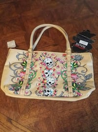 New Ed Hardy Bag Port Coquitlam, V5L