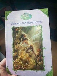 Vidia and the Fairy Crown by Laura Driscoll Brampton, L6R 1H5