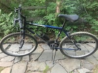 Blue roadmaster bicycle  Chapel Hill