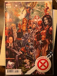 Powers of X and House of X Variant Comics New York, 11104