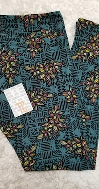 blue multicolored floral pants Rochester, 55904