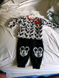I the 12 months Mickey Mouse boys outfit for sale  Frederick, 21702