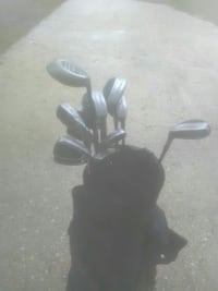 Warrior golf clubs and bag Conway, 29526