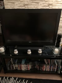 TV with TV stand