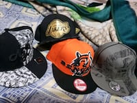 Fitted snapbacks  Toronto, M9V 1N7