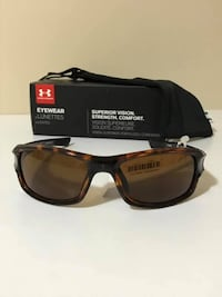 Under Armour Edge 56mm Biker Sunglasses - NWT Toronto