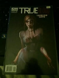 True blood tainted love comic  Toronto, M6K 3G7