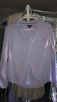 Lilac colored button-up dress shirt Charleston, 29407