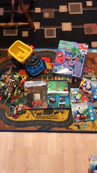 assorted-color toy lot Myersville, 21773