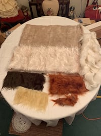 Faux fur pieces (bulk) Edmonton, T6C 4C8
