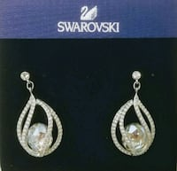 Swarovski Crystal earrings Burlington, L7R 2C8