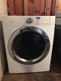 white and gray front-load clothes dryer Perham, 56573