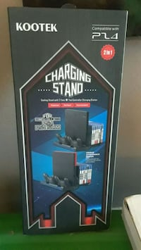 Charging stand Los Angeles, 90003