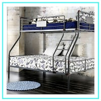 Bunk Beds Twin Over Full - $749 / $10 Down Littleton
