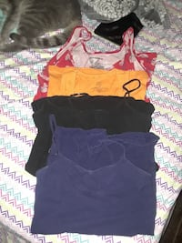 women's assorted tank tops Port Clinton, 43452