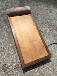 """Hand made oak auto creeper 19"""" x 42"""" West Chester, 19380"""