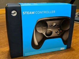 STEAM CONTROLLER BRAND NEW *RARE* SOLD OUT ON STEAM