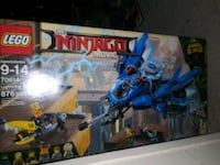 Lego Ninjago Lightning set 876pc 129 mi
