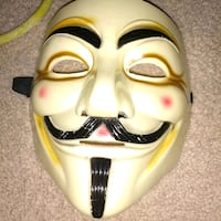 V for Vendetta Mask Albuquerque, 87114