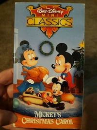 Disney VHS (2) West Valley City, 84120