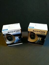 Accu-Check Nano Blood Glucose Monitor Montgomery Village, 20886