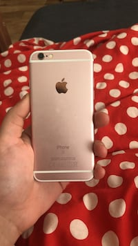 Rotgold iphone 6s