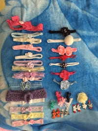 Baby Girl Headbands & Clips Collection Madison Heights, 48071
