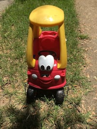 red and black Little Tikes cozy coupe Tallahassee, 32304
