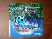 CD INTERACTIVE WORLD OF FOOTBALL 1998 TDK Zaragoza