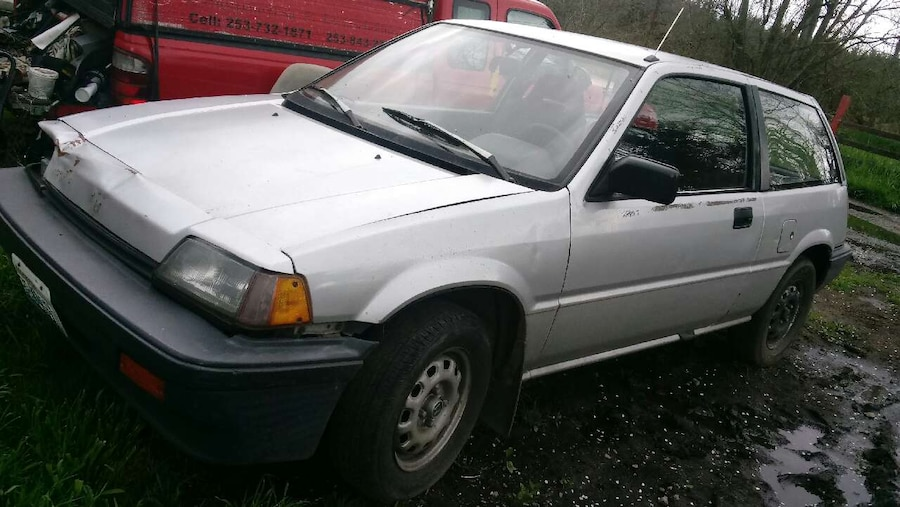 letgo 1987 honda civic hatch back in madigan hospital wa. Black Bedroom Furniture Sets. Home Design Ideas