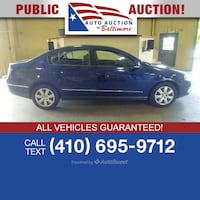 2006 Volkswagen Passat Value Edition Joppa