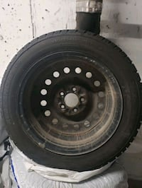 4 snow tires 205/55R16 Langley City, V3A 3V2