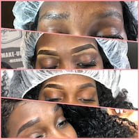 Microblading/Microshading eyebrows