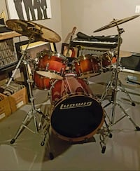 Ludwig drum set  Georgina, L4P 1S2