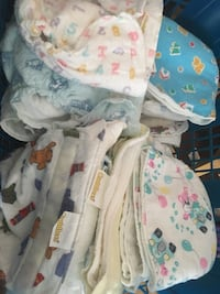 Cloth Diapers Lot Calgary, T2A