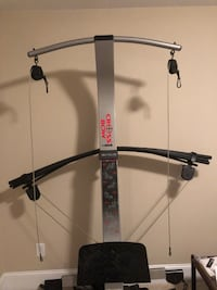 Weider Crossbow fitness system!