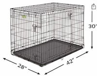 Large dog crate - brand new Gaithersburg, 20879