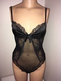 La Senza Lace Teddy Thong 34A/B Wire Free New with Tag Montréal, H4G 1M2