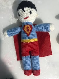 Amigurumi superman 8399 km