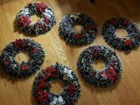 several assorted colors wreaths Mount Pearl, A1N 2X7