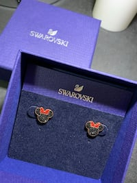 Swarovski X Disney Earrings