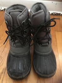 Joe Fresh Youth (size 3) Winter Boots Guelph, N1E 1H1